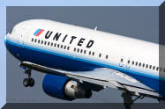 N642US Boeing 767 United