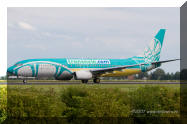 PH-HSX BWIA colors summer lease summerlease transavia