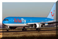 Arkefly Boeing 767 PH-AHQ