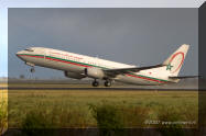 Royal Air Maroc Boeing 737 CN-RNW