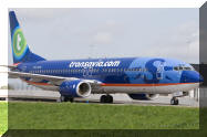 PH-HSV leased from Sunwings