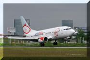 G-BVKD BMIbaby BMI baby Airbus wallpaper Schiphol