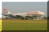 Boeing 747 Royal Air Maroc